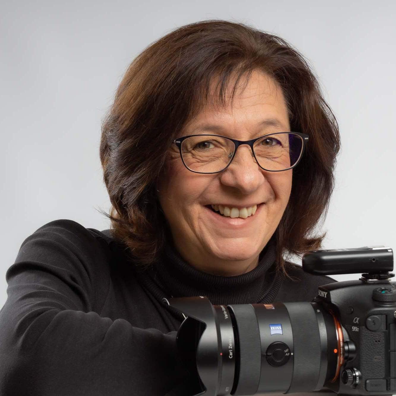Fotografin Sabine Katzenberger