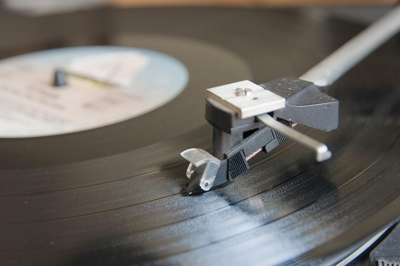 Schallplatten digitalisieren lassen