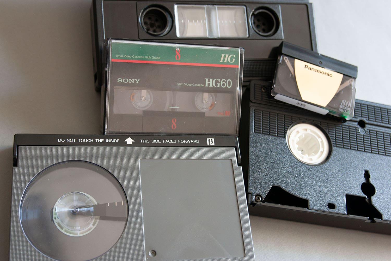 Videokassette digitalisieren lassen